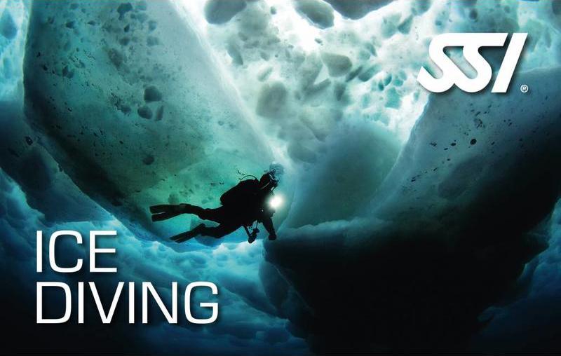 Ronjenje pod ledom