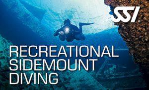 Rekreativno bočno ronjenje sa bocama