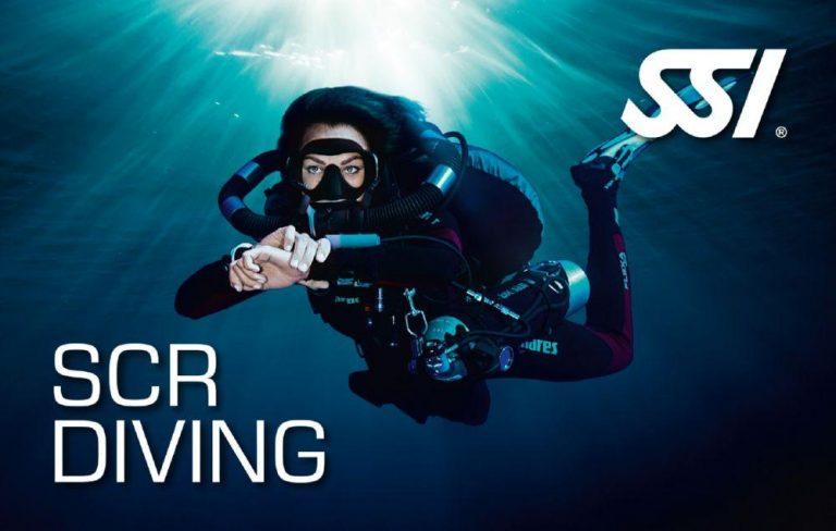 SCR diving